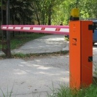 Шлагбаум автоматический