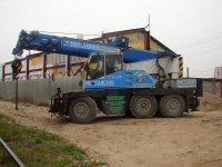 Аренда автокрана 40 тонн - 16000 руб/смена