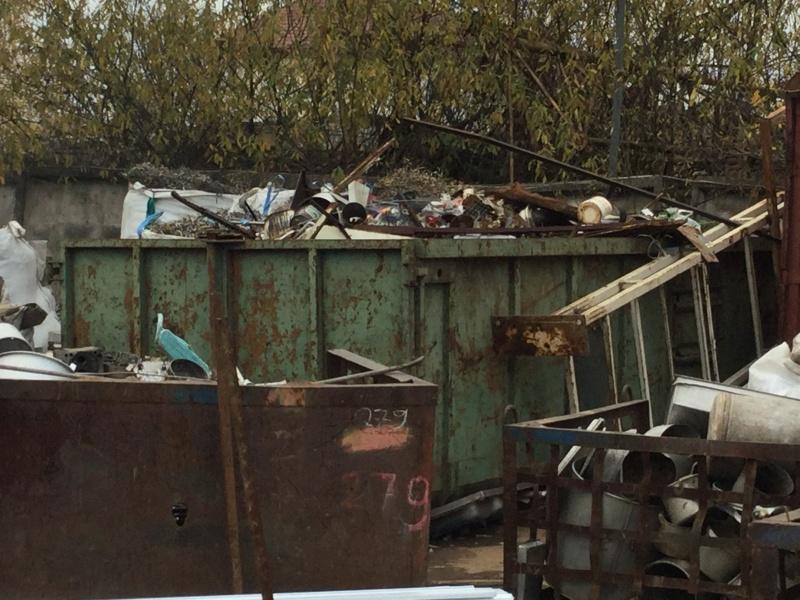 вывоз мусора, отходов, Вороново, пос. ЛМС