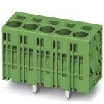 Клеммные блоки для печатного монтажа - SPT 5/ 4-V-7,5-ZB - 1719338 Phoenix contact