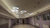 Подвесные светодиодные светильники серии RING