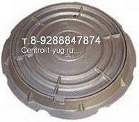 Люк чугунный канализационный легкий ГОСТ 3634-99