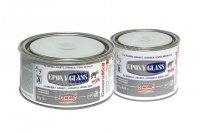 Клей GENERAL EPOXY GLASS SOLID густой прозрачно-молочный, 1.5 кг