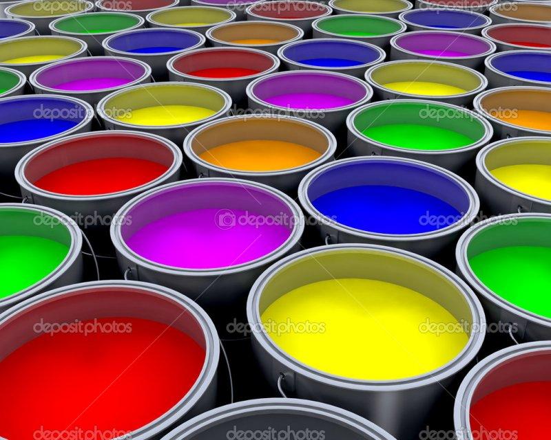 Краска для бассейнов небесно голубая Дангаль Тутгум
