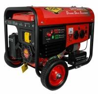 ремонт и сервисное обслуживание бензиновых генераторов разных марок