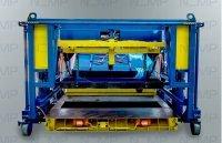 Вибропресс УПБ-ФЛ для производства железобетонных изделий