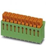 Клеммные блоки для печатного монтажа - IDC 0,3/ 3-3,81 - 1706183 Phoenix contact