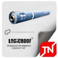 ПВХ мембрана LOGICROOF V-RP, 1,5 мм (2,10 х 20 м), серый