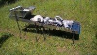 Мини драга для добычи золота SAMORODOK-50