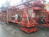 Башенный кран Terex Comedil CTT 91-5 TS 12