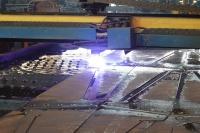 Производим резку, рубку металла