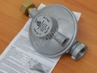 Редуктор для газового баллона с резьбой Gavagna Group Type 734