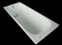 Ванна чугунная 130х70 Goldman Classic