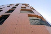 Панели фасадные архитектурные ДБСП, пластик фасадный монолитный конструкционный Hpl, панели Hpl