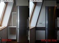 Дверцы шкафов и кухонь.