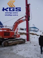 Копровые мачты KGS