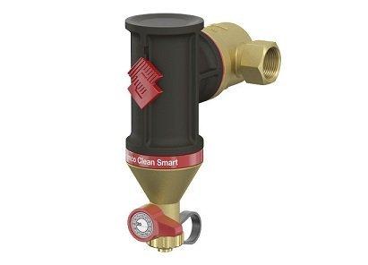 Сепаратор шлама, Flamco Clean Smart 1 1/2, PN, бар-10, T°C -120 (ст.арт. FL 30025)