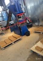 Автоматизированные пневмовибропрессы для производства теплоблоков Гранитобетон