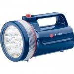 Фонарь поисковый светодиодный, пластиковый корпус, 30 часов непрерывной работы, 12Led, 4хLR20, Stern 90530