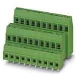 Клеммные блоки для печатного монтажа - MK3DS 1/10-3,81 - 1727816 Phoenix contact