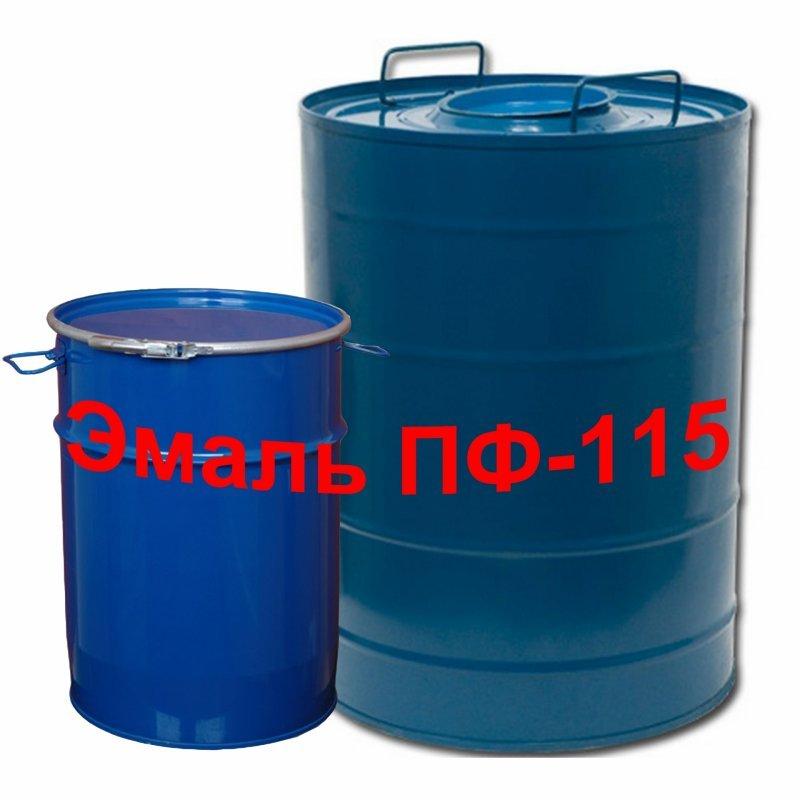 Эмаль ПФ-115 ГОСТ