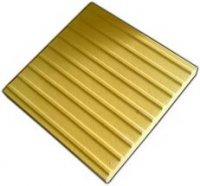 Тактильная плитка желтая цена