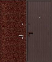 Входная дверь для бытовки