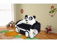 Панда детский диван