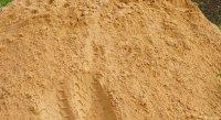 Песок. Отсыпочный песок