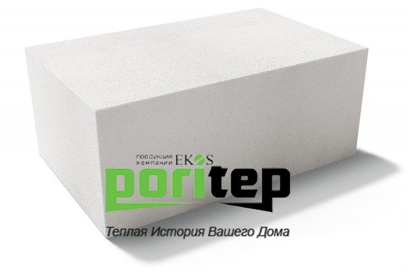 блоки газосиликатные PORITEP и Борский силикатный завод