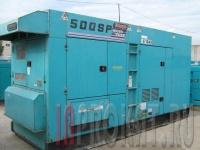 Аренда (прокат) Дизельный генератор DCA-500