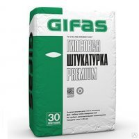 Штукатурка GIFAS PREMIUM (30 кг) /40 от АМК-Групп Штукатурка