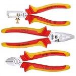 VDE-набор шарнирно-губцевого инструмента 3 предмета GEDORE 1102-004 VDE 1708244