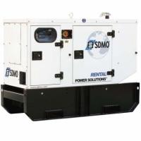Дизельный генератор SDMO Rental Power Solutions R22