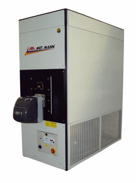 Теплогенератор Metmann  модель MM-105-G