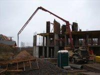 Монолитное строительство, бетонные работы