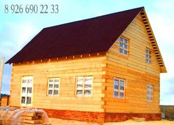 Реконструкция деревянных домов