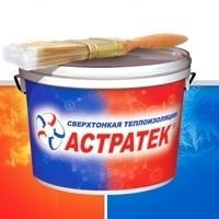 Теплоизоляционное полимерное покрытие АСТРАЕК металл
