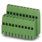 Клеммные блоки для печатного монтажа - MK3DS 1,5/ 2-5,08-BC - 1706413 Phoenix contact