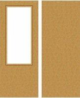 Межкомнатные двери из двп от производителя