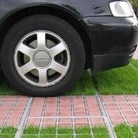 Газонная решетка для парковки (Экопарковка)