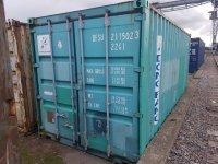 Аренда контейнера 20 футов бу под склад