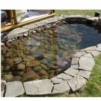 Строительство прудов и водоемов (работа с материалами)