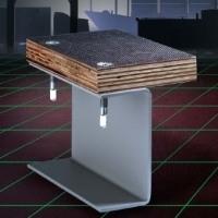 Крепления деревянных, фанерных конструкций к металлу