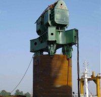 Вибропогружатели производства Yongan Machinery