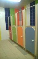 Детские туалетные кабины