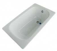 Чугунная ванна 130х70 Zodiak