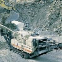 Дробильная установка METSO Lokotrack LT120