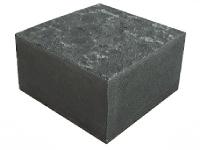 Брусчатка базальтовая полнопиленная 10х10х5 термо. Купить базальт в Москве!