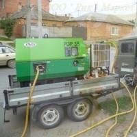 компрессор дизельный передвижной